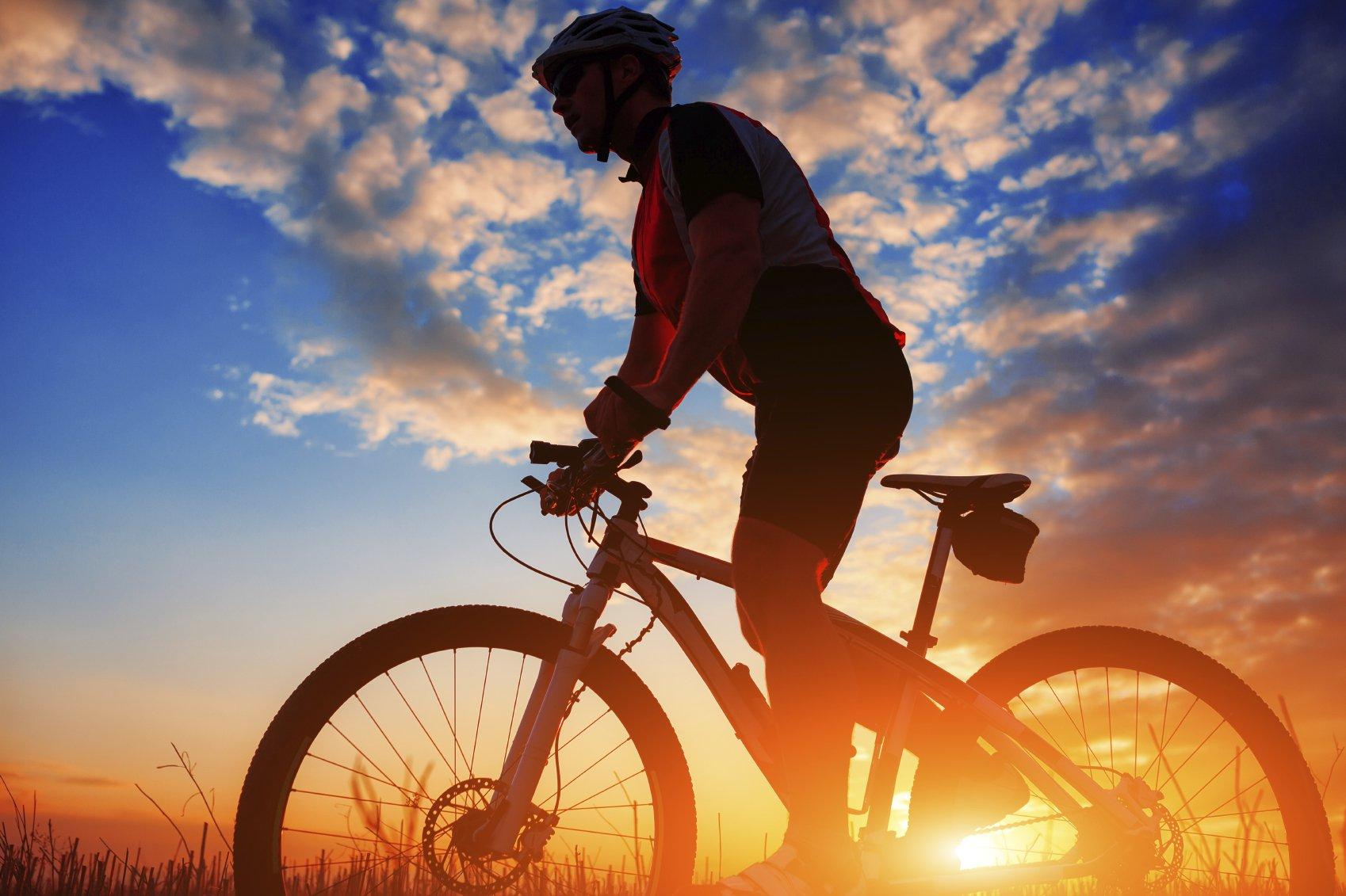 Andar De Bicicleta Emagrece ciclista